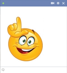 emoticone facebook loser